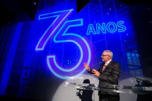 Senai 75 anos