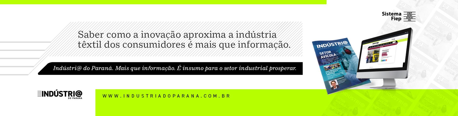 Revista Industria do Parana