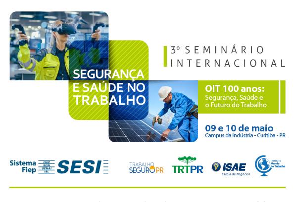 Terceiro Seminário Internacional SSI