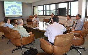 Senai de MS conhece experiência do Paraná em logística reversa