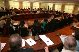 O diálogo entre o governo do Estado e o setor produtivo é fundamental para definir as propostas para logística reversa