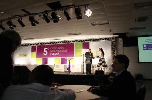 5º Congresso Nós Podemos Paraná - Palestra Magna Lala Deheinzelin