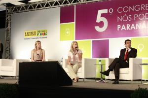 5º Congresso Nós Podemos Paraná-Painel Inovação e Tecnologia Social