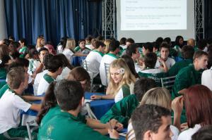 Círculo de Diálogos Colégio Sesi - Realizado dia 14/04 em Cascavel