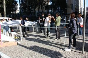 Ato de abertura da Semana Nacional pela Cidadania e Solidariedade
