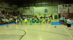 ODM � tema das festividades da Semana da P�tria em Santa Am�lia