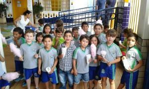 N�cleo ODM Cascavel realiza evento Vem Brincar! em alus�o ao Dia das Crian�as