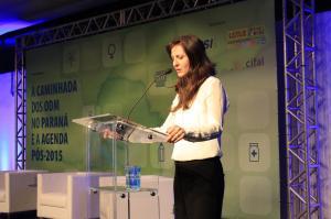 Fotos 2.º Dia - Congresso A Caminhada dos ODM no Paraná e a Agenda Pós-2015