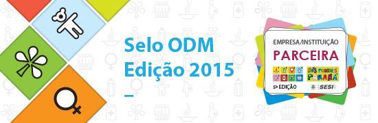 Selo ODM - 5� Edi��o