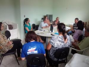 Colegiado ODM N�s Podemos Vale do Iva� realiza reuni�es de mobiliza��o sobre os ODM