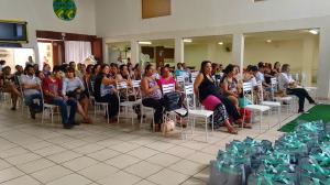 N�s Podemos Vale do Iva� realiza sensibiliza��o sobre Aleitamento Materno