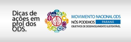 Dicas de ações em prol dos ODS
