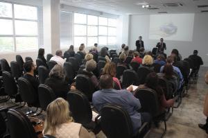 N�cleo ODS de Curitiba e RMC debate o ODS 6 - Garantir disponibilidade e manejo sustent�vel da �gua.