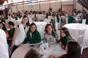 Círculo de Diálogos Colégio Sesi - Realizado dia 15/04 em Pato Branco