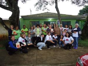 Círculo de Diálogo com mulheres do município de São Mateus do Sul