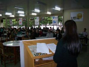 Círculo de Diálogo UTFPR - Dois Vizinhos
