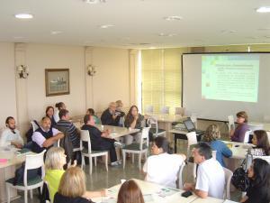Reunião de Planejamento Núcleo Curitiba 18/11