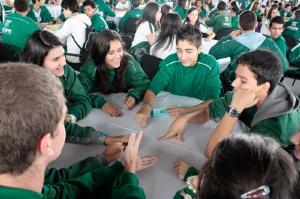 Círculo de Diálogos com o Colégio Sesi  - Realizado em 29/03 no CIC