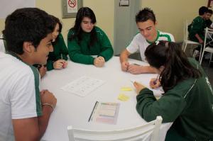 Círculo de Diálogos com o Colégio Sesi - Realizado dia 06/04 na FAMEC