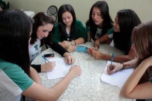 Círculo de Diálogos com o Colégio Sesi - Realizado dia 05/04 em Rio Negro