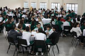 Círculo de Diálogos Colégio Sesi - Realizado dia 12/04 em Arapongas