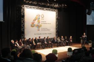 Abertura do 4º Congresso NPP