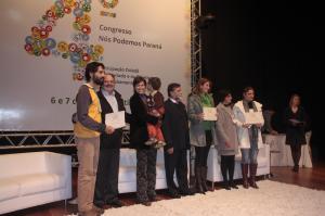 Encerramento e entrega do Selo ODM