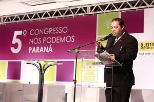 5º Congresso Nós Podemos Paraná -Painel Desenvolvimento Local e Mobilização