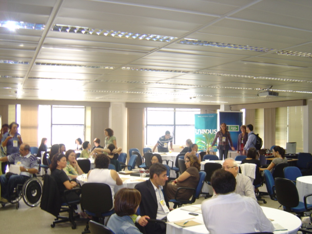Reunião de planejamento Curitiba