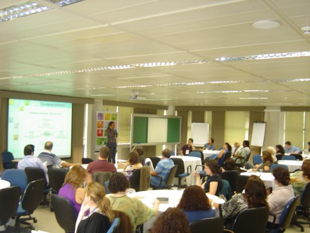 Reunião planejamento Curitiba