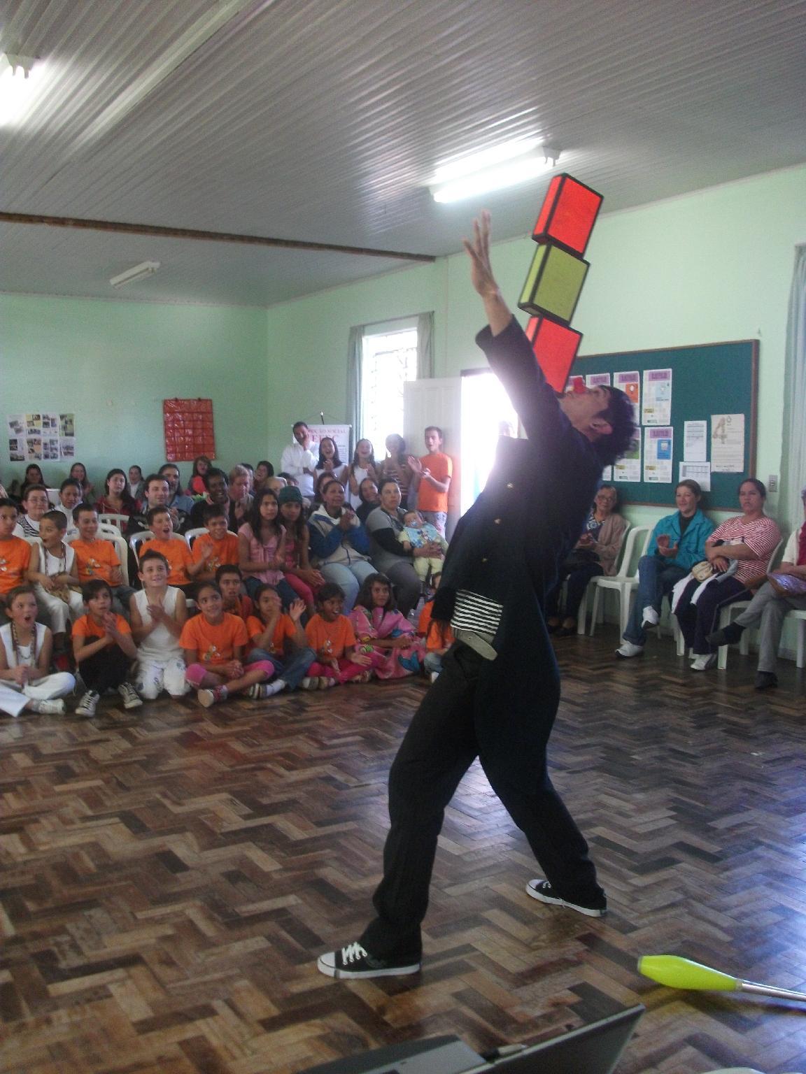 A Mostra de Projetos de Piraquara aconteceu na sexta-feira, dia 17.