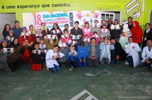 Dikaion realiza ação para o combate ao abuso e exploração sexual de crianças e adolescentes