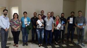Reunião do Núcleo ODS define ações com a executiva Estadual