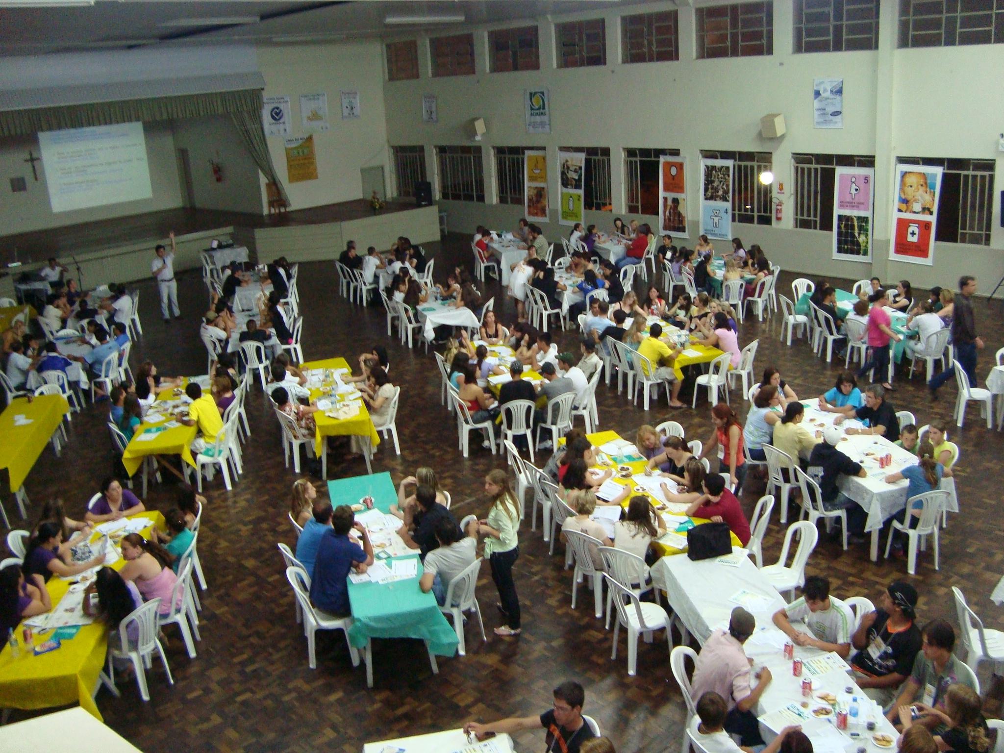 Circulo de Diálogo São Mateus do Sul