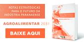 Acesse a publicação do Roadmap Agroalimentar 2031