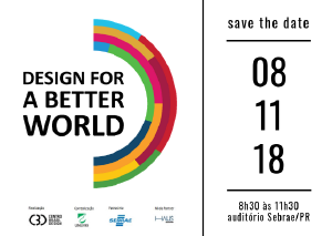 Centro Brasil Design promove evento para discutir o Papel do Design na promoção dos ODS
