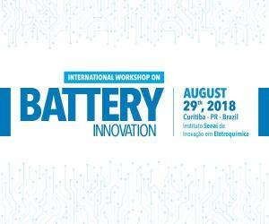 Workshop Internacional sobre Inovação de Baterias