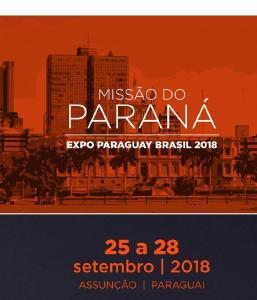 Rodada empresarial Paraguai - Brasil 2018