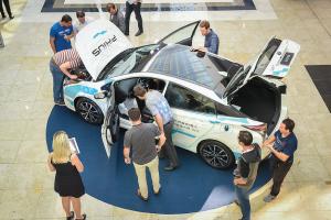 Tecnologias em veículos híbridos e elétricos