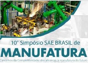 10 Simpósio SAE Brasil de Manufatura