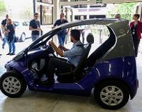 Inovação e eletromobilidade no Sistema Fiep