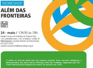 Workshop Comércio Mundial para Pequenas e Médias Empresas