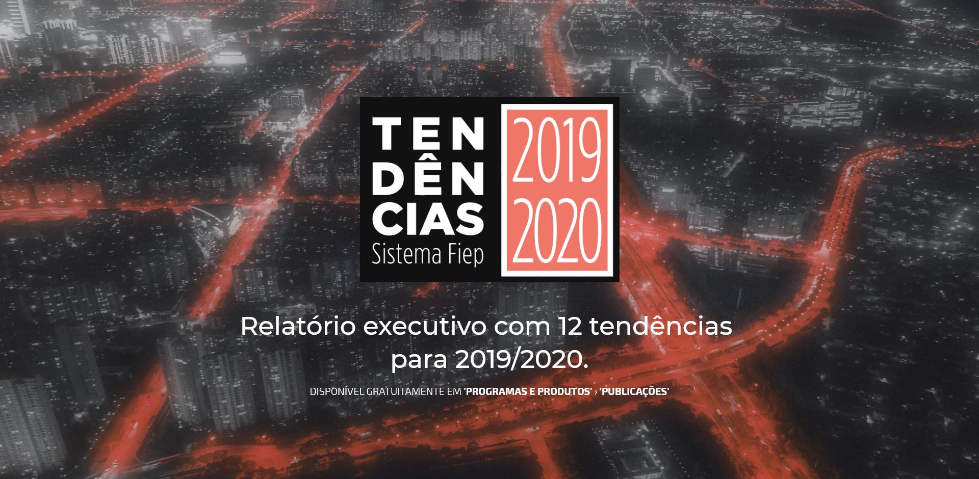 Tendências 2019-2020