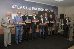 Lançado o Atlas de Energia Solar do Estado do Paraná