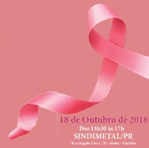 Outubro Rosa Sindimetal / PR