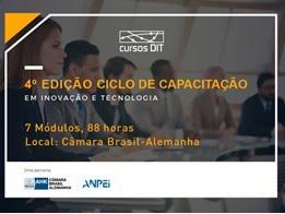 Ciclo de capacitação em inovação e tecnologia