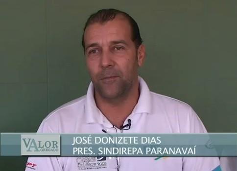 José Donizete Dias