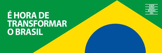 Transforme o Brasil