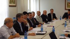 Reunião da Câmara de Telecomunicações