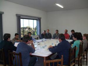 Reunião negociação SIMADI x SINDICOMP CCT 2010 / 2011 dia 26/05/2.010